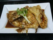 鯛カブト煮